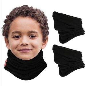 Neck Warmer for Kids 2 Pack   (Age 4-12)